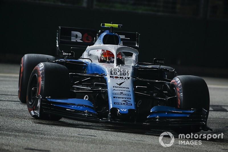 Kubica, Singapur performansından memnun kalmış
