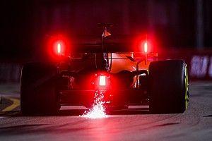 Ahogyan csak nagyon ritkán láthatod Vettelt: videó