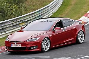"""Le record de la Porsche Taycan """"écrasé"""" par la Tesla Model S ?"""