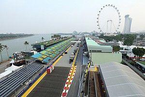 Canlı Anlatım: Singapur GP 1. antrenman seansı
