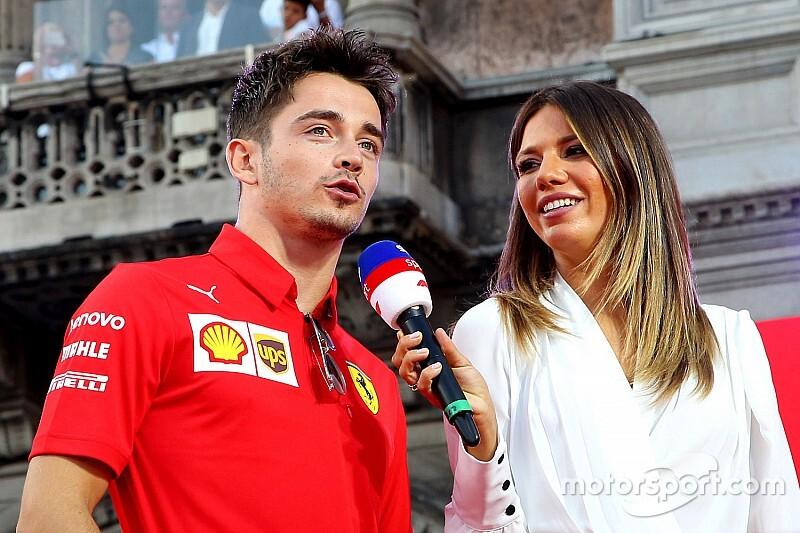 """Leclerc: """"Kimin birinci pilot olacağına karar vermek benim görevim değil"""""""