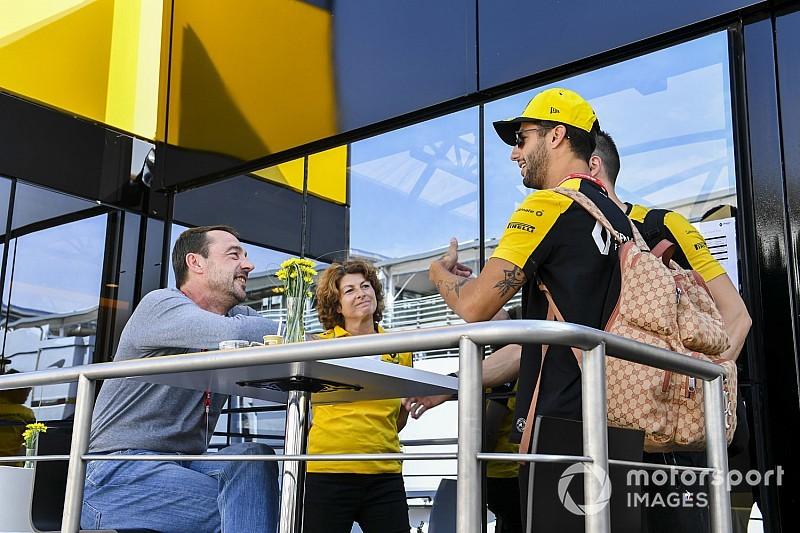 Ricciardo szerint gyerekesen viselkedtek azok, akik Hamilton csattanásának örültek