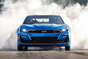 El totalmente demente Chevrolet eCOPO Camaro eléctrico sale a subasta