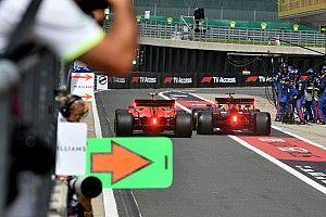 Az FIA tagadja, hogy Silverstone-ban elengedték a gyeplőt