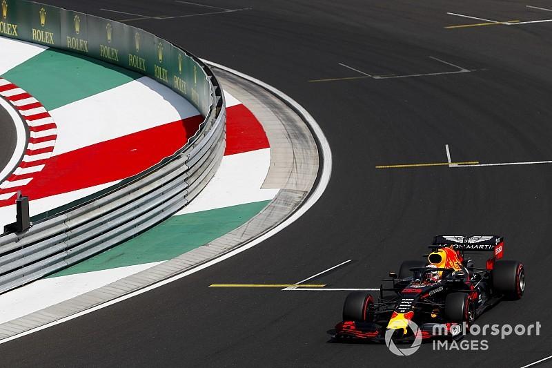Video: Geniet na van de eerste poleronde van Max Verstappen