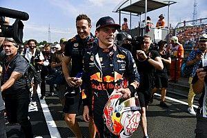 A Red Bull nehezen talál szavakat Verstappen teljesítményére