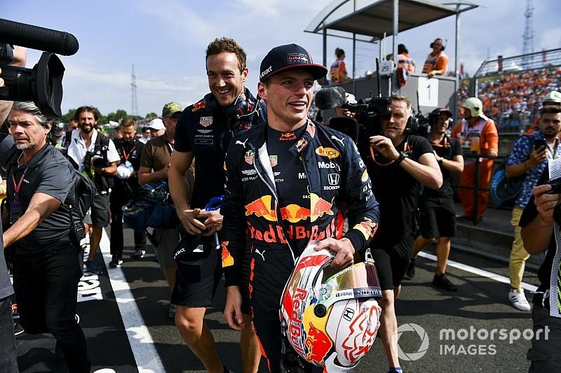 Stewart over pole Verstappen: Geweldige prestatie en goed voor F1