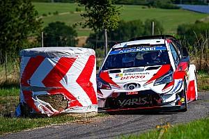 WRC, Rally Germania, PS14: acuto di Latvala. Ora vede il 2° posto