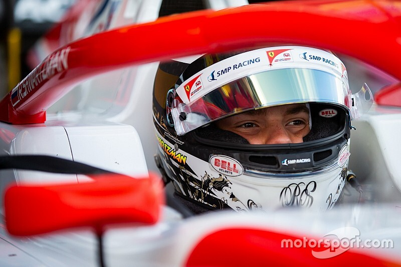 The F3 ace aiming to become Russia's Max Verstappen