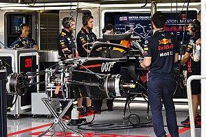 Red Bull следом за Mercedes подготовила новую версию шасси