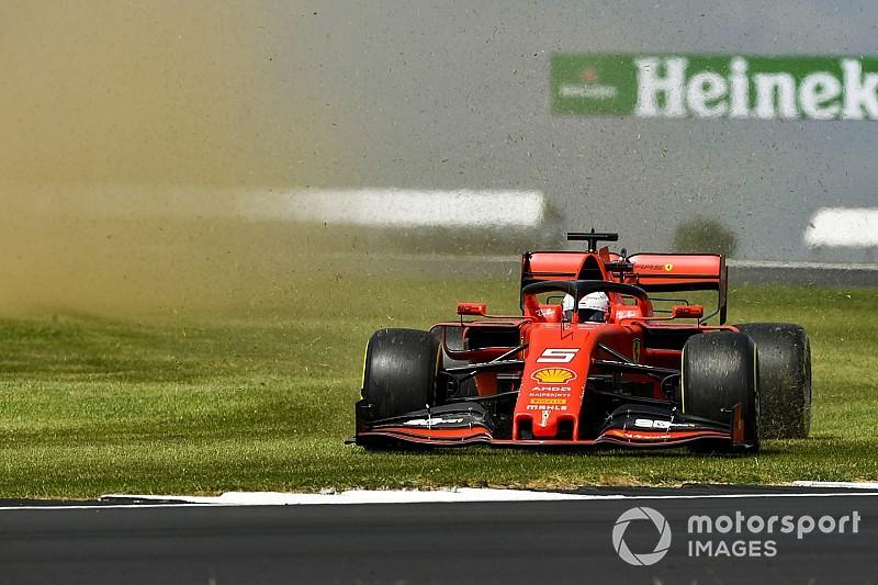 Vettel: Mercedes çok güçlü, Red Bull'la yakınız