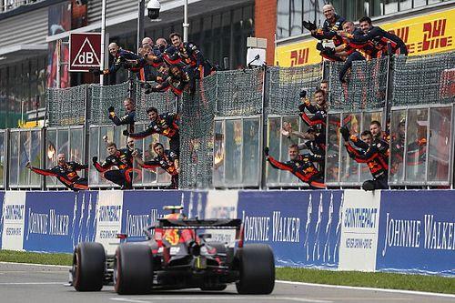 Kvyat não vê motivos para elogios a Albon por estreia na Red Bull