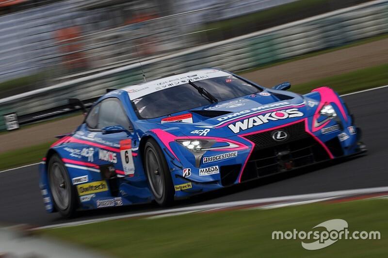 GT500チャンピオンのチームルマンが今季限りでGT500参戦終了か?