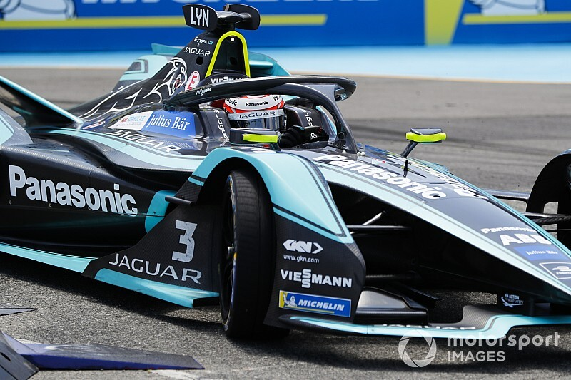 La Jaguar Racing riprende Alex Lynn come riserva di Formula E