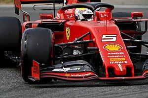 Бинотто: Год назад Ferrari мало работала с прижимной силой