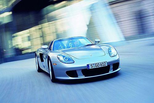 Resulta que el Porsche Carrera GT es perfecto para el manejo diario
