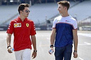 Брата Леклера взяли в Академию Ferrari