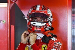 Леклера порадовала скорость Ferrari с полными баками