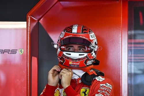 Leclerc: Mañana haré todo lo posible para cambiar la situación