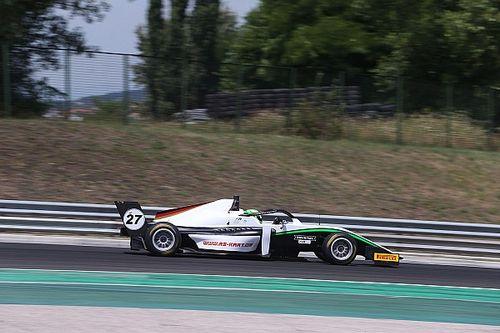 Formula Regional, Hungaroring: Schumacher e Vesti i più veloci nelle Libere