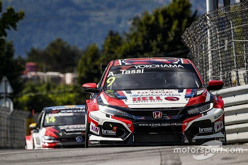 Festa Honda a Vila Real, Tassi centra la prima pole per Gara 3 davanti a Monteiro