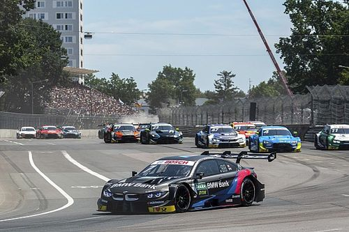 DTM Norisring: Spengler domineert tweede race, Frijns vierde