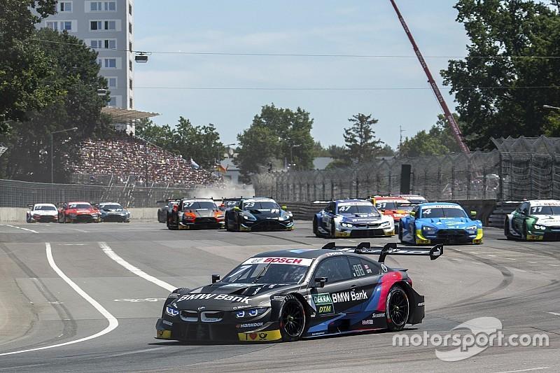 Norisring DTM: Spengler, iki yıl aradan sonra kazandı