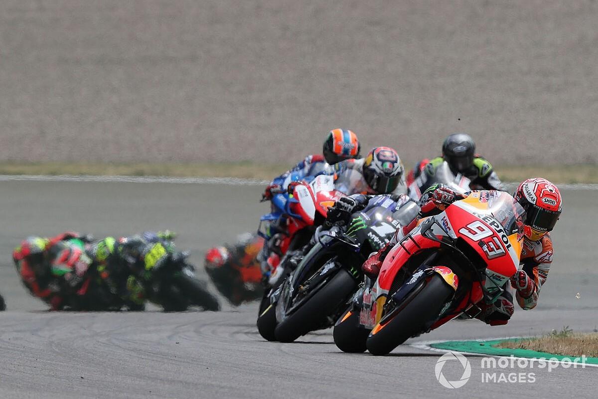 Fotogallery MotoGP: Marquez è ancora imbattibile al Sachsenring
