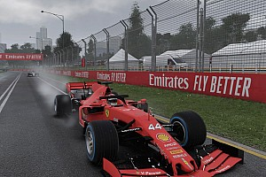 F1 eSpor - Avustralya GP tekrar izle