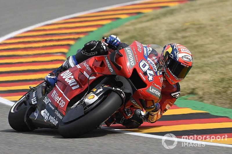 LIVE MotoGP: GP von Deutschland, Warm-Up