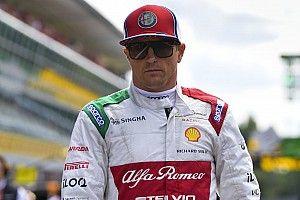 Az Alfa Romeo nem vonja felelősségre Räikkönent