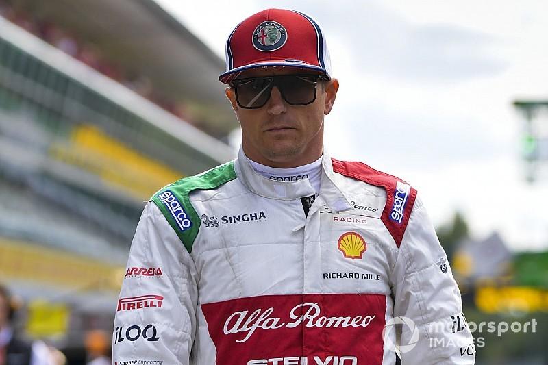 """Räikkönen és az újabb rádiós üzenet: """"MI?!"""""""