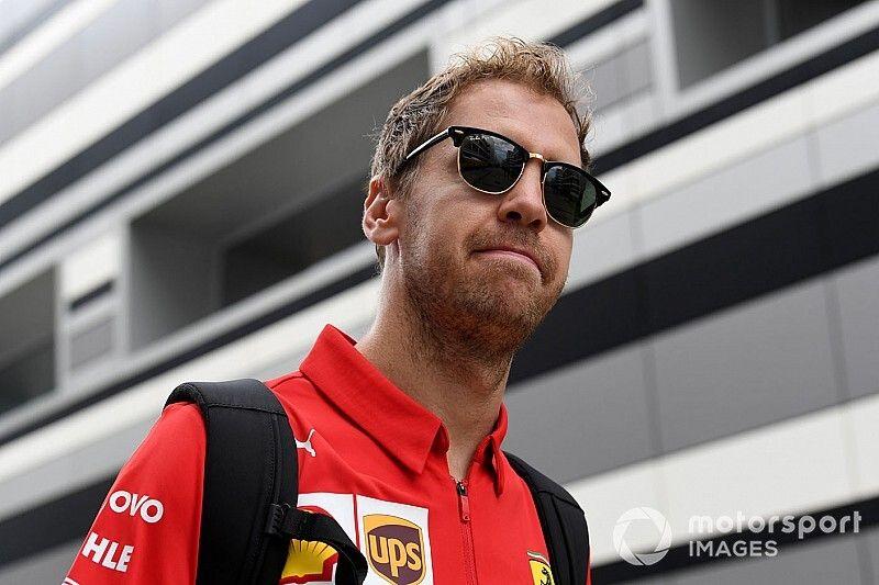 Vettel realizará el test de Pirelli antes de ir a Japón