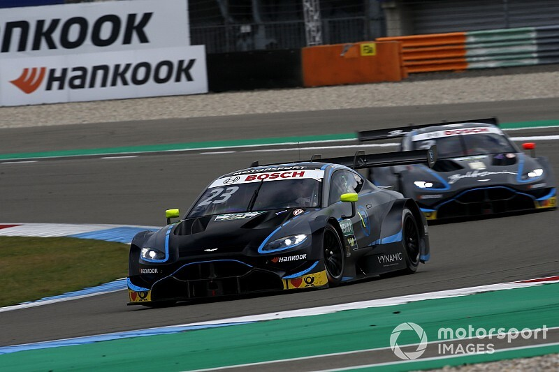 What R-Motorsport Aston's exit means for DTM