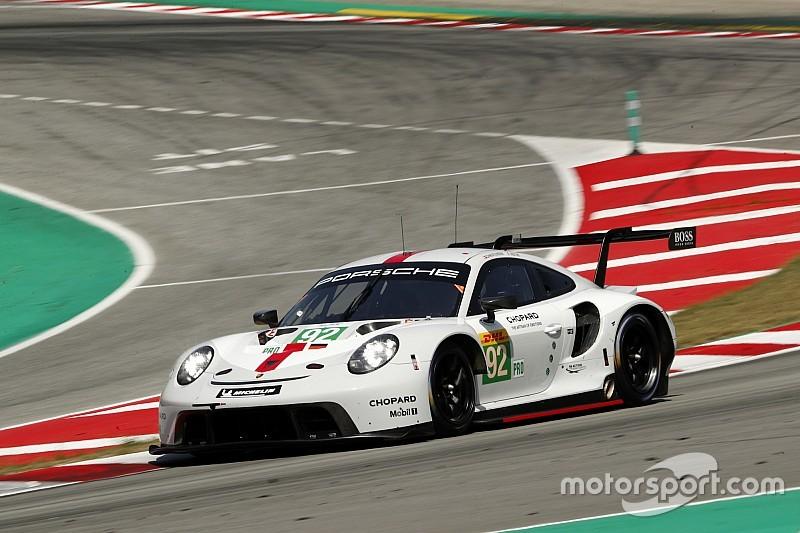 Porsche dismisses 'new car' BoP fears with RSR-19