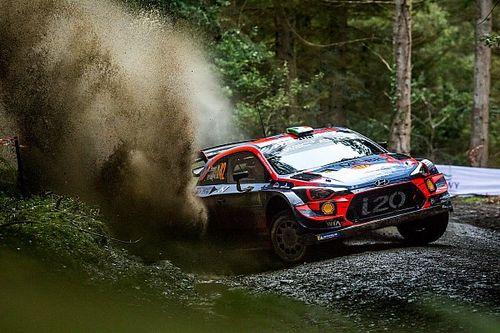 Fotogallery WRC: la seconda giornata di gara al Rally del Galles