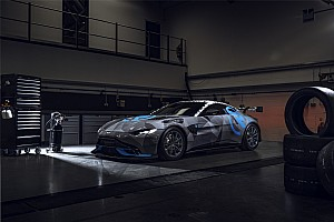 R-Motorsport launches one-make Vantage Cup series