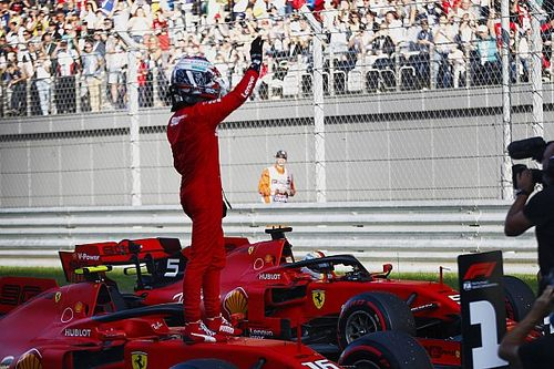 Russian GP: Leclerc storms to fourth straight pole