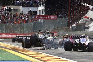 Ricciardo nie spodziewał się mety