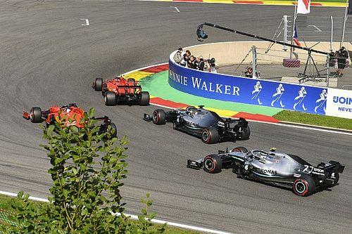 Campeonato: El ranking después del GP de Bélgica