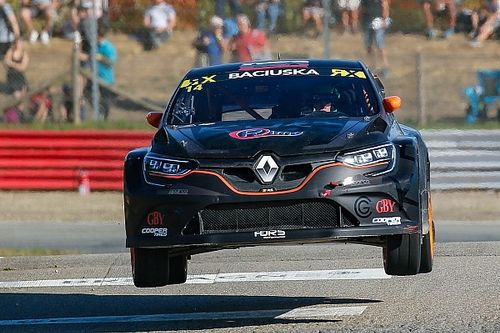 France World RX: Baciuska leads Heikkinen after Saturday