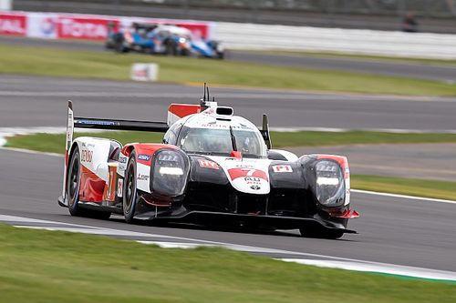 Toyota signe un doublé malgré la pluie à Silverstone