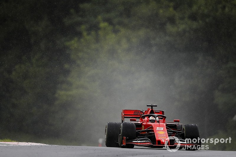 "Vettel: ""Quizás fui demasiado gallina"""