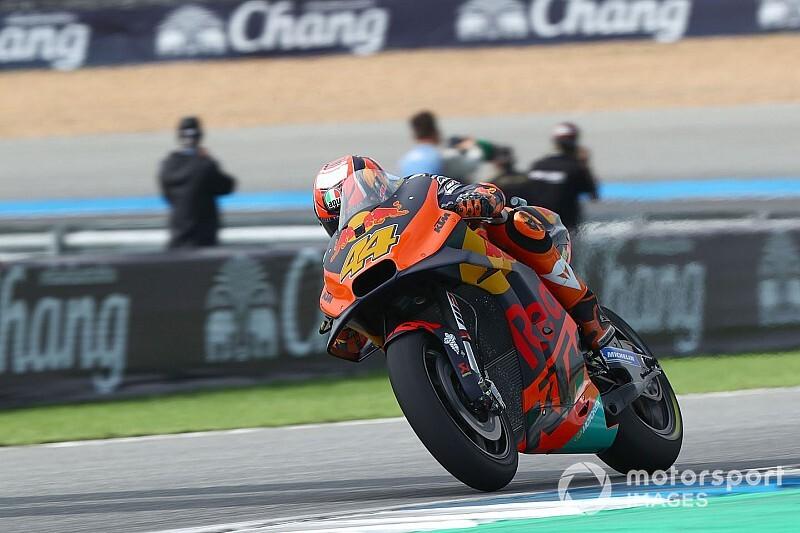 Espargaro bouwde zekerheid in na zien van Marquez-crash