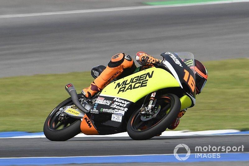 Moto3, Motegi, Libere 2: svetta Migno, bene anche Vietti
