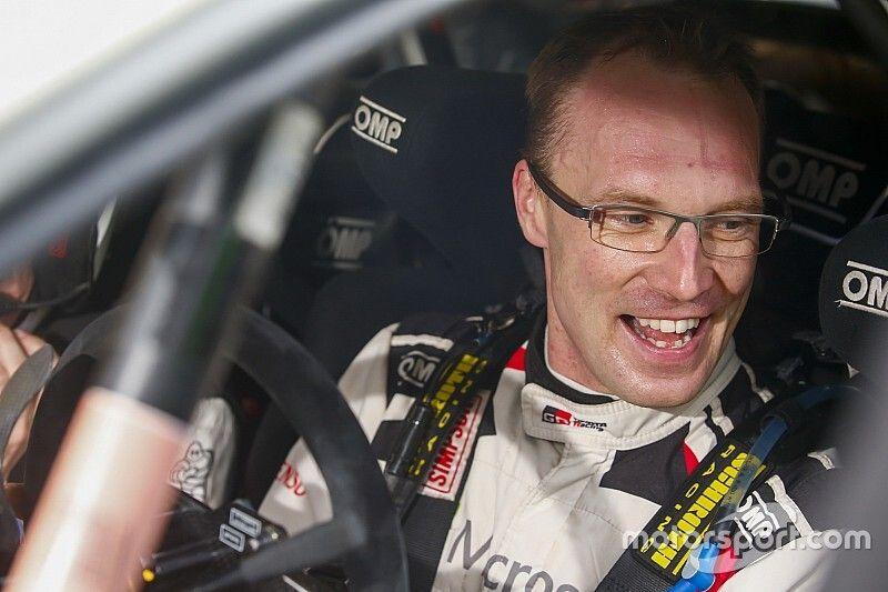Latvala correrá el Rally de Suecia con un Toyota