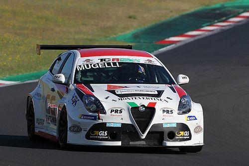 In Gara 1 arriva il primo trionfo per l'Alfa Romeo con Mugelli!