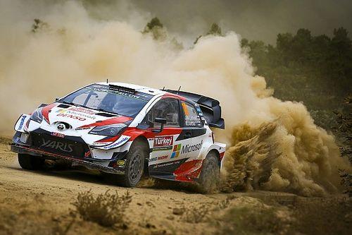 WRC. Rally Turchia, PS15: scratch di Latvala