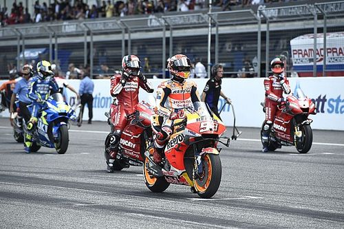 MotoGP: prime conferme sul rinvio del GP della Thailandia