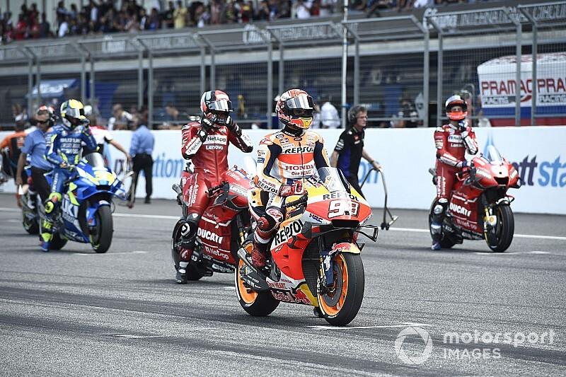 Campeonato: El ranking después del GP de Tailandia
